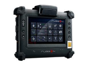 """Rugged Tablet 7"""" Fully Model Blaxtone PM-311B"""